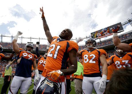 Broncos Reboot Football