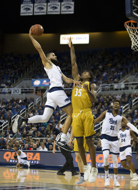 Cal Baptist Nevada Basketball