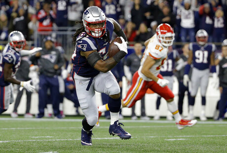 Chiefs Patriots Football