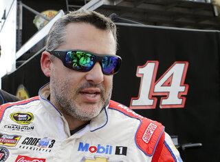NASCAR Stewart Auto Racing