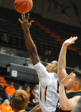 Corban Oregon St Basketball