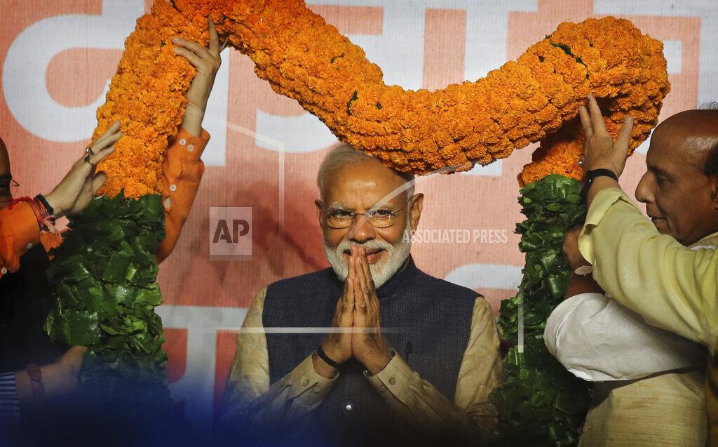 India Elections Fresh Mandate
