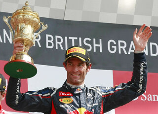 Mark Webber,