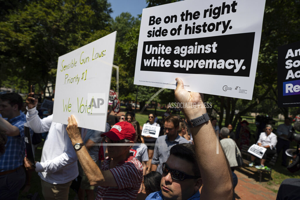 DC: Rally Against White Supremacy