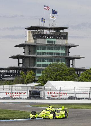 IndyCar Indy GP Auto Racing