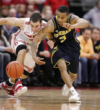 Michigan Ohio State Basketball