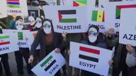 Turkey US Protest