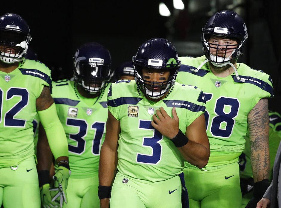 Seahawks Concussion Violation Football
