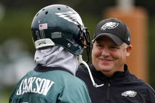 DeSean Jackson, Chip Kelly