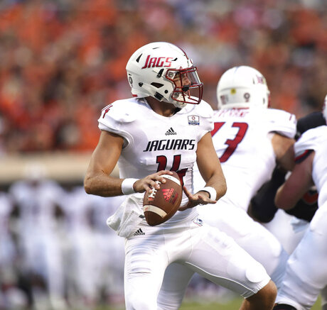 South Alabama Oklahoma St Football