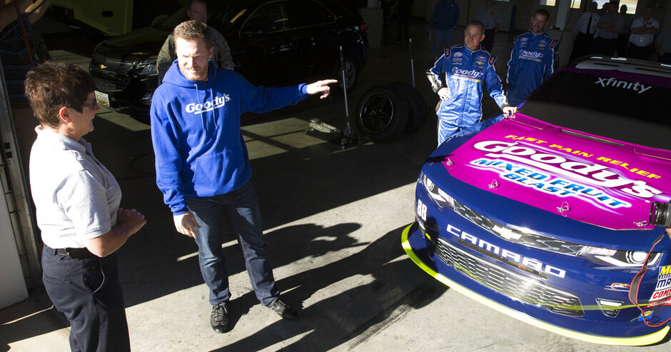 Goody's Fast Appreci88ion Event with Dale Earnhardt Jr.