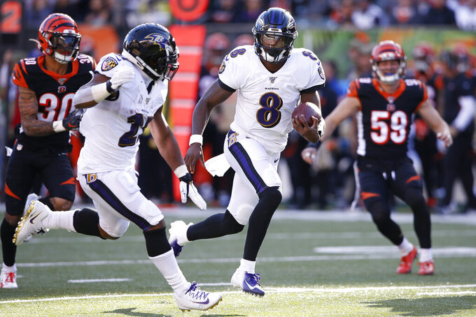 Ravens' new playbook a perfect fit for multifaceted Jackson