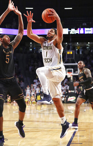 Northwestern Georgia Tech Basketball