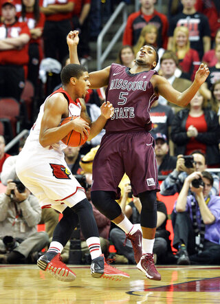 Wayne Blackshear, Michael Simpson