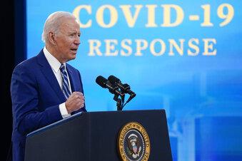 GOP governors ignore Biden's plea to enforce masks