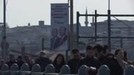 Turkey Elections Istanbul