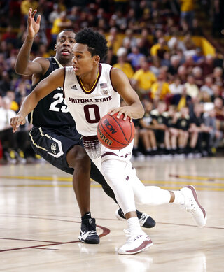 Colorado Arizona St Basketball
