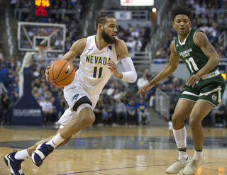 Colorado St Nevada Basketball
