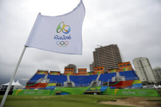 Rio Olympics Golf