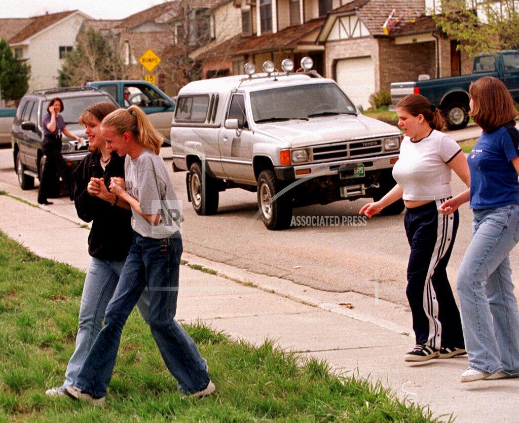 Watchf AP A PM COLORADO USA APHSDX105 School Shooting