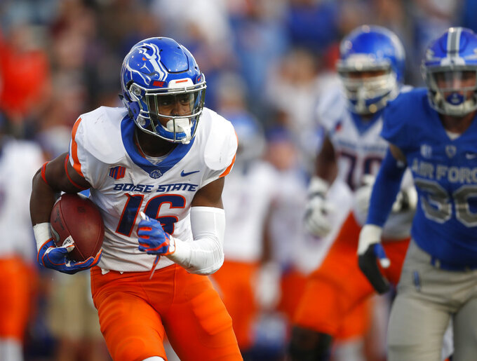 Rypien slices Air Force in Boise State's 48-38 win