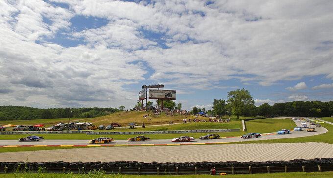 Kurt Busch chases NASCAR playoffs with future uncertain