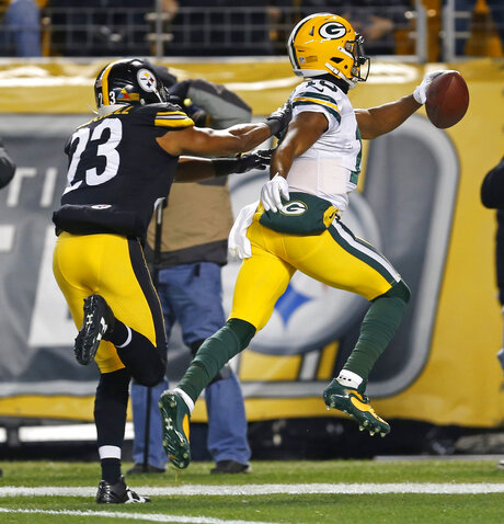 Mike Mitchell, Randall Cobb