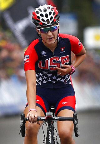 Chloe Quest Olympics Cycling
