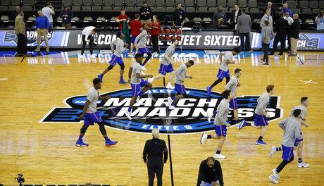 NCAA Kansas Basketball