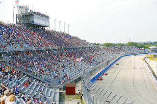 IndyCar Milwaukee Mile Auto Racing