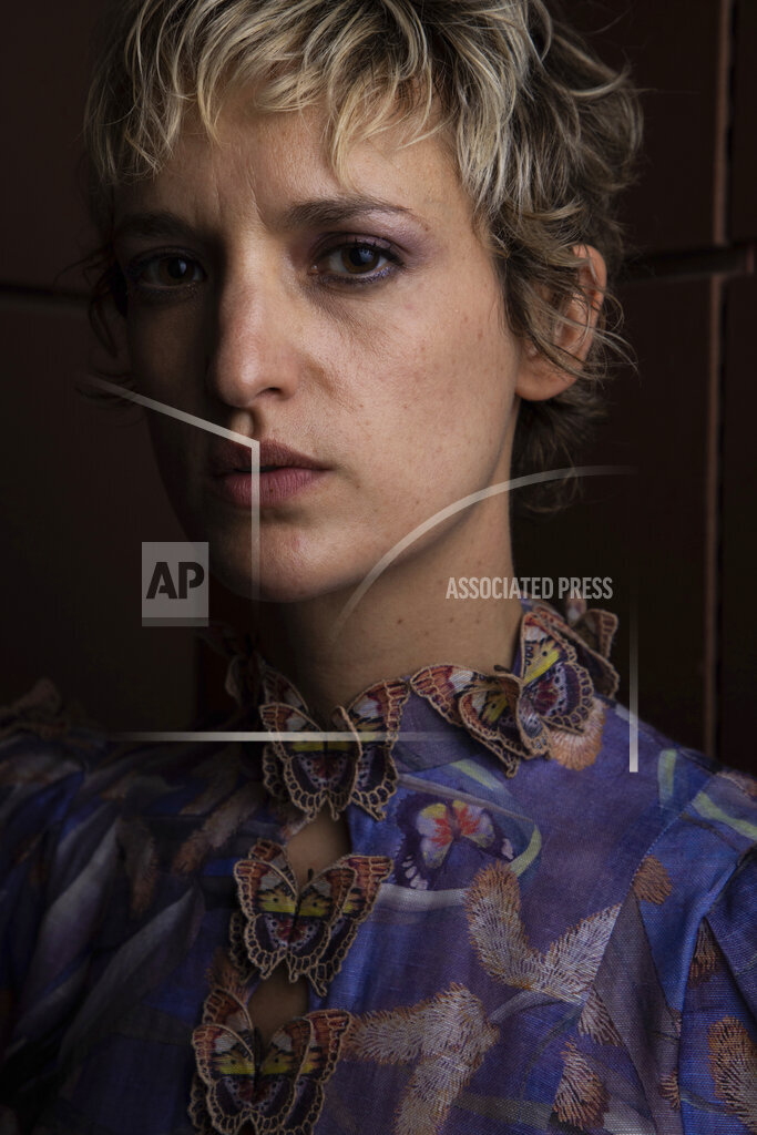 France Cannes 2021 Titane Portraits