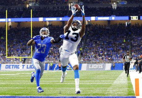 Bills Panthers Trade Football