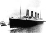 FILE - In this April 10, 1912 file photo the Titanic leaves Southampton, England on her maiden voyage. OceanGate Expeditions, an undersea exploration company, plans to dive to the sunken Titanic to begin what's expected to be an annual chronicling of the shipwreck's deterioration. The 109-year-old wreck is being battered by deep-sea currents and metal-eating bacteria. The first dive could be as early as this week. (AP Photo/File)