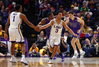 Furman LSU Basketball
