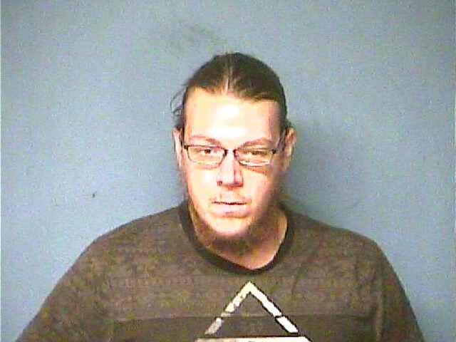 FILE - This photo provided by the Lonoke County Sheriff's Office shows Jacob Scott Goodwin of Ward, Arkansas. The Supreme Court of Virginia denied the appeals of Goodwin and Alex Michael Ramos, convicted in the 2017 brutal beating of DeAndre Harris in a Charlottesville parking garage the day of a violent white supremacist rally.  The court denied Goodwin's petition for appeal Wednesday, Aug. 5, 2020, and denied Ramos' petition for appeal in early May, according to Virginia Attorney General Mark Herring's office. (Lonoke County Sheriff's Office via AP)