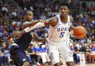 Duke Barrett Basketball