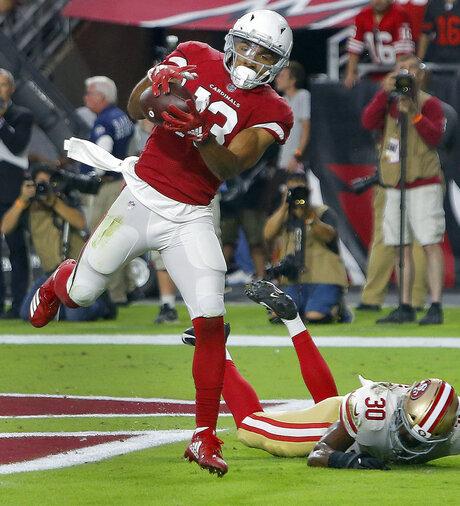 Cardinals Kirk Football