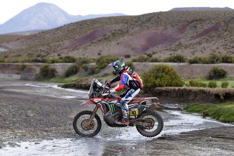 Bolivia Dakar Rally