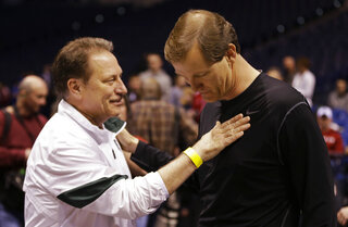 Tom Izzo, Dana Altman