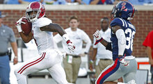 Alabama Mississippi Football