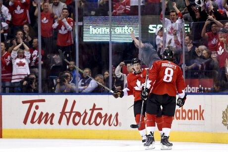 World Cup Czech Republic Canada Hockey