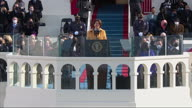 US Inauguration Biden Oath