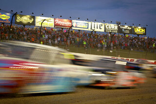 NASCAR Trucks Eldora Auto Racing