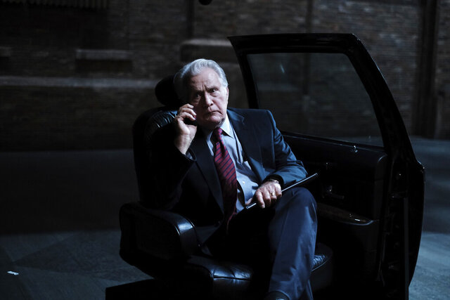 This image released by HBO Max shows Martin Sheen in a scene from