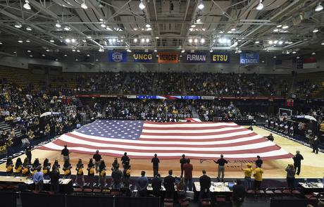 ETSU UNC Greensboro Basketball