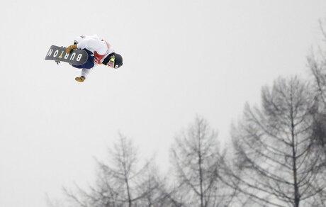 Pyeongchang Olympics Snowboard Men