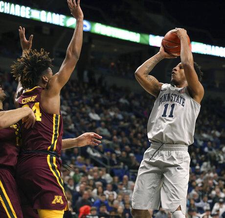 Minnesota Penn St Basketball
