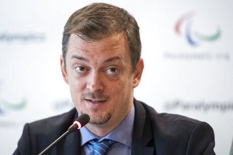 Germany Paralympics Russia