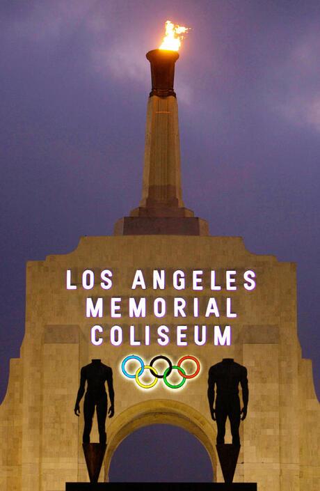 Los Angeles 2024 Olympics