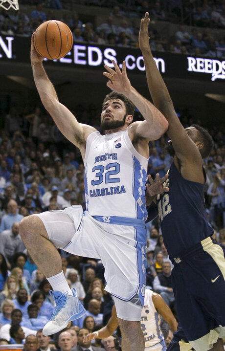 Pittsburgh North Carolina Basketball
